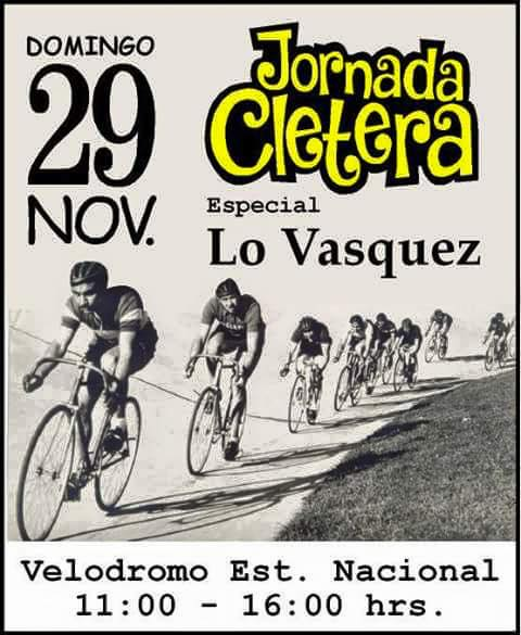 29 Nov: Evento en el Velo
