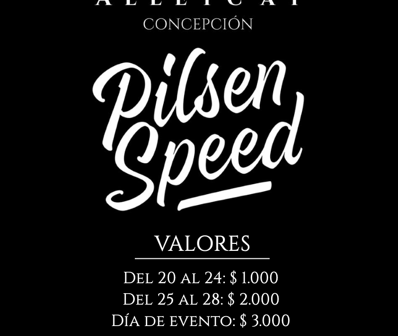 Alleycat Pilsen Speed v.1 29/01/2016